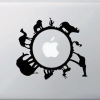 Animal Planet - Macbook or Laptop Decal