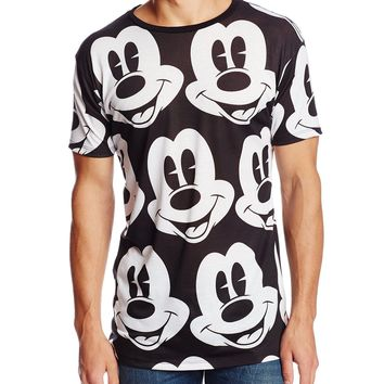 Disney neff Men's Mickey Mickey X Disney T-Shirt