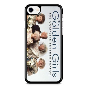 The Golden Girls 21 iPhone 8 Case