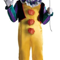 Stephen Kings IT Pennywise DLX  Adult Costume