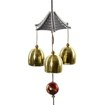 Great Sound Bronze Bells Color Wind Chimes