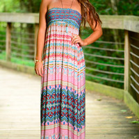 Make You Believe Maxi, Pink-Blue