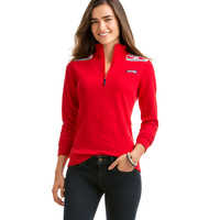 Whale Isle Shoulder Shep Shirt