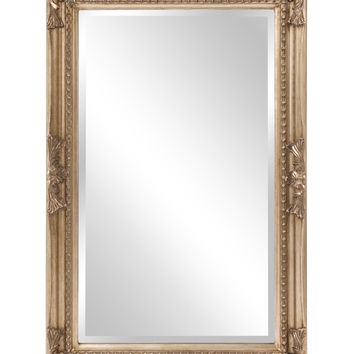 Belham Living Queen Anne Rectangle Wall Mirror - Mirrors at Hayneedle