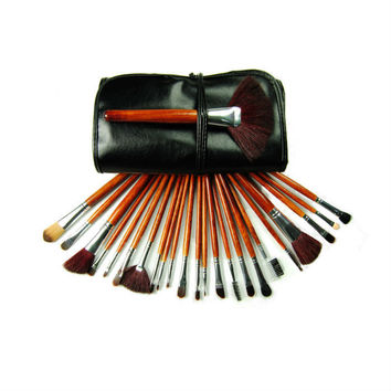 4-pcs 24-pcs Make-up Brush Set = 4831015812