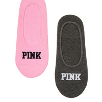 Ultimate No-Show Sock - PINK - Victoria's Secret