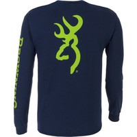 Browning Men's Buckmark Long Sleeve T-shirt