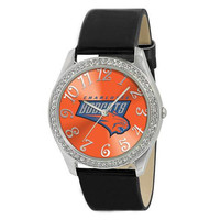 Charlotte Bobcats NBA Ladies Glitz Series Watch