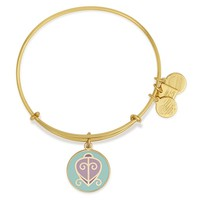 The Way Home Charm Bangle