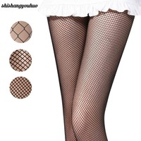 2015 New Women Sexy Fishnet Stockings FishNet Pantyhose Ladies Mesh Lingerie For Female tights