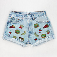 Junk Food Shorts | BATOKO