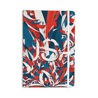 "Danny Ivan ""USA"" World Cup Everything Notebook"