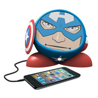 Marvel Rechargeable Speakers