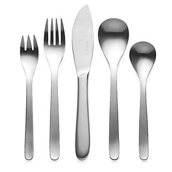 Yanagi Flatware Five Piece Set: Serveware