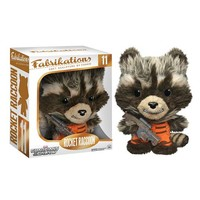 Guardians Galaxy Rocket Raccoon Fabrikations Plush Figure - Funko - Guardians of the Galaxy - Plush at Entertainment Earth