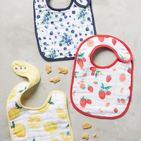 Fruitful Bib Set