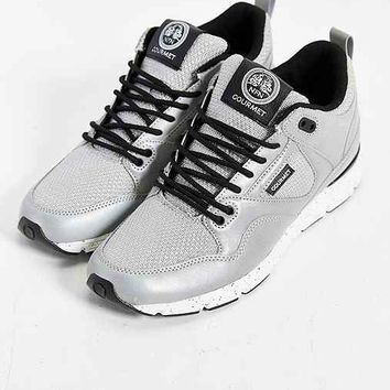 Gourmet The 35 Lite TR Sneaker- Silver