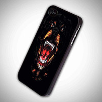 Kanye west givenchy rottweiler design iPhone case, iPhone 4/4S case, iPhone 5, 5S, 5c case, Samsung S3, S4 case