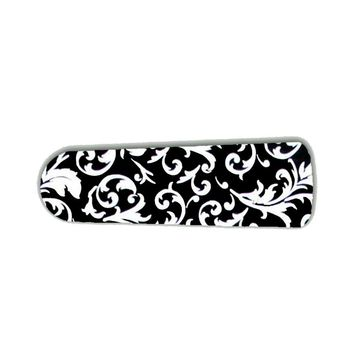 """Black and White Damask 42"""" Ceiling Fan BLADES ONLY"""