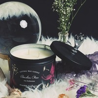 Botanist Tin Candle - Bourbon Rose - What's New at Gypsy Warrior