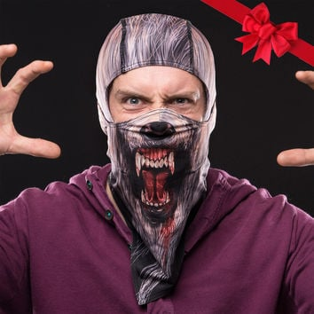 Dire WOLF Facemask - SALE
