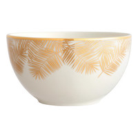 H&M Printed Porcelain Bowl $5.99