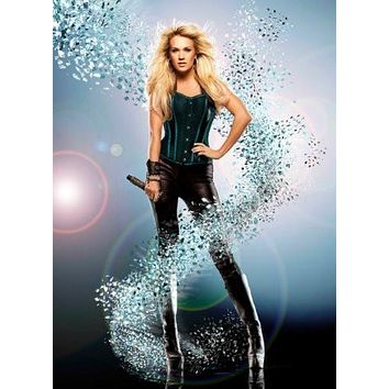Carrie Underwood Poster 24inx36in Poster 24x36