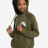 Disney The Jungle Book Bare Necessities Girls Hoodie