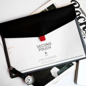 Second Document Pouch