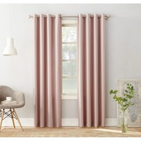 Sun Zero Madison Grommet Room Darkening Window Panel - Walmart.com