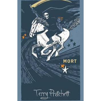Mort By Terry Pratchett (Hardback)
