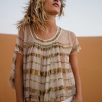 Free People Womens Valentine Tee