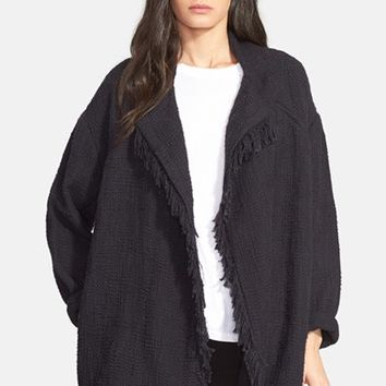 Women's IRO 'Cauley' Oversize Cardigan Jacket,