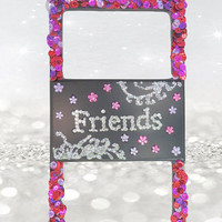 Gifts For Friends - Friends Birthday Gifts - Friendship Gift - Best Friend Gift Ideas -  Collage Frame - 4x6 Frame - Gifts Under 20