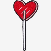 Tuesday Bassen Heart Lolli Patch