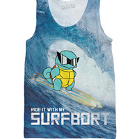 Squirtle Tank Top