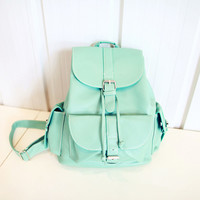 Candy Color Backpack A