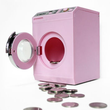 Washing Machine Money Bank