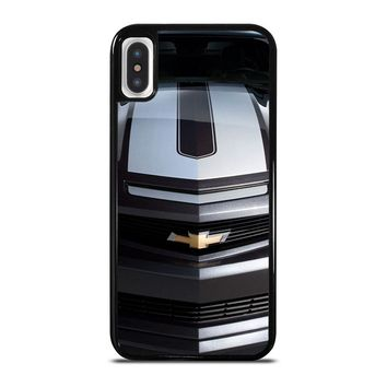CHEVY CHEVROLET HOOD iPhone 5/5S/SE 5C 6/6S 7 8 Plus X/XS Max XR Case Cover