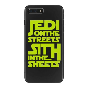 Jedi On The Streets Sith In The Sheets iPhone 7 Plus Case
