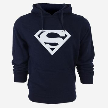 Superman New Hoodies Men Brand Designer Mens Sweatshirt Men with Luxury Harajuku Sweatshirt Men Brand XXL