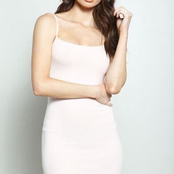 Blush Classic Cami Dress
