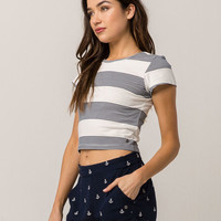 ROXY Parker Stripy Womens Tee