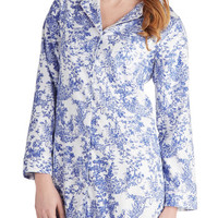 Toile You Were Sleeping Nightgown