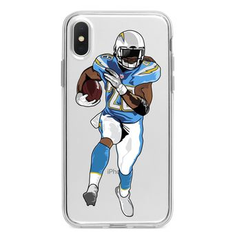 MELVIN GORDON CHARGERS CUSTOM IPHONE CASE