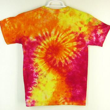 Tie Dye Shirts Cotton