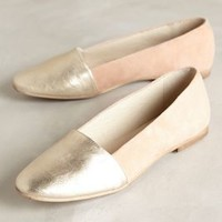 Tandel Smoking Loafers by KMB Neutral Motif