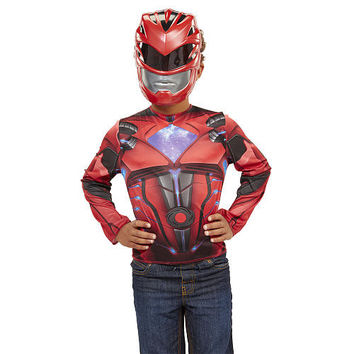 Power Rangers Movie 2017 Dress Up - Red Ranger