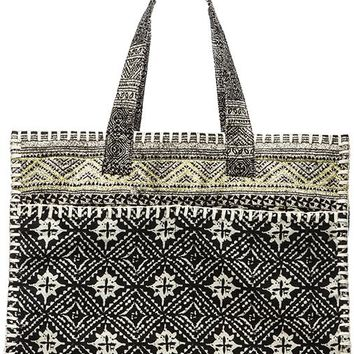 Cleobella Malaya Tote in Black
