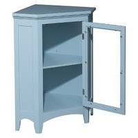 Hampton Floor Cabinet - Eton Blue